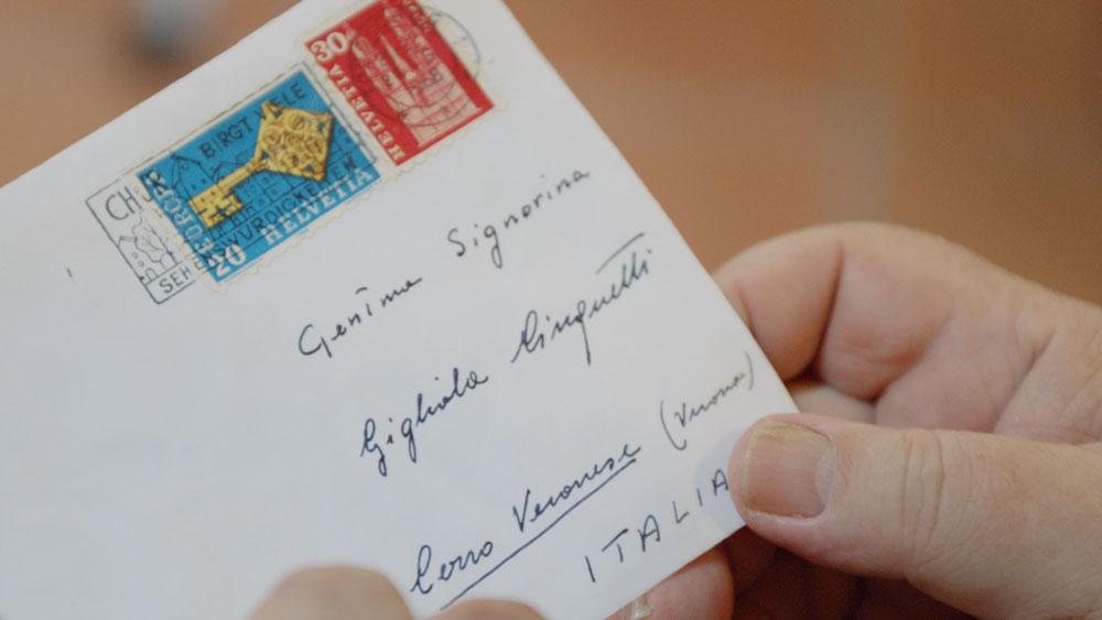 Le lettere a Gigliola